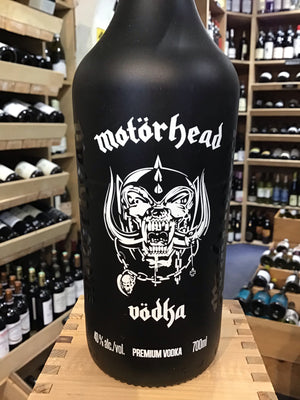 Motorhead Vodka, Mackmyra 40% - Butlers Wine Cellar Brighton