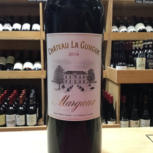 Chateau La Gurgue 2014 - Butlers Wine Cellar Brighton