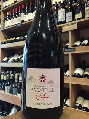 Sentiers de Bagatelle Colline Rouge St Chinian 2017 - Butlers Wine Cellar Brighton