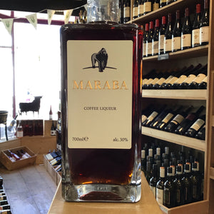 Maraba Coffee Liqueur, 70cl, 30% ABV - Butlers Wine Cellar Brighton