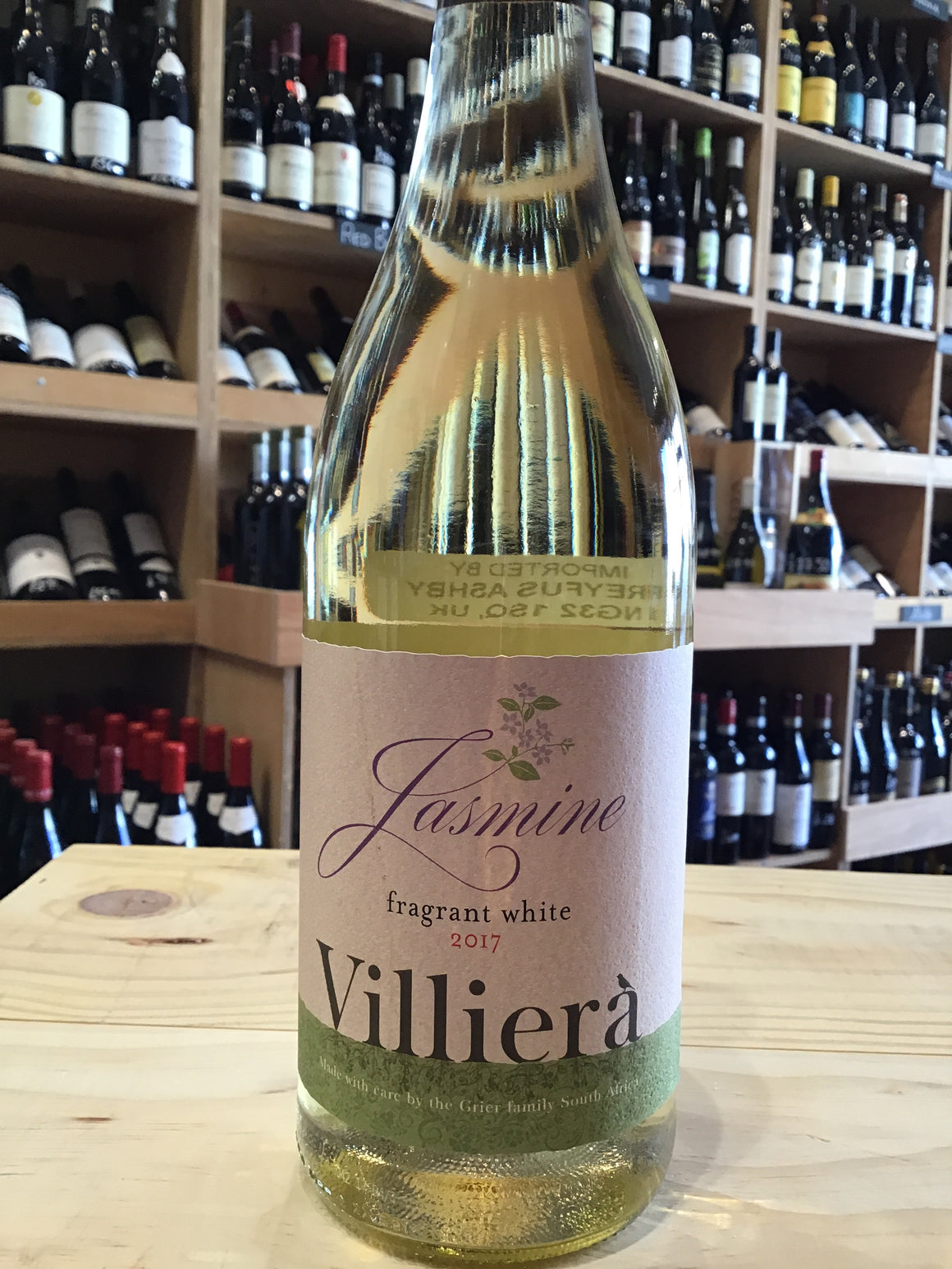 Villiera Jasmine Fragrant White 2017 - Butlers Wine Cellar Brighton