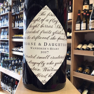Thorne & Daughters Wanderer's Heart Cape Red Blend 2017