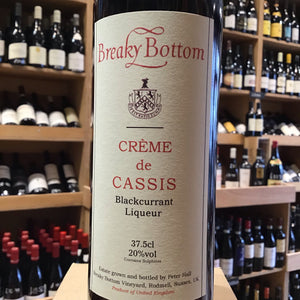 Breaky Bottom, Creme de Cassis, 37.5cl