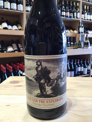 Vasco & The Explorers Touriga Nacional 2015 - Butlers Wine Cellar Brighton