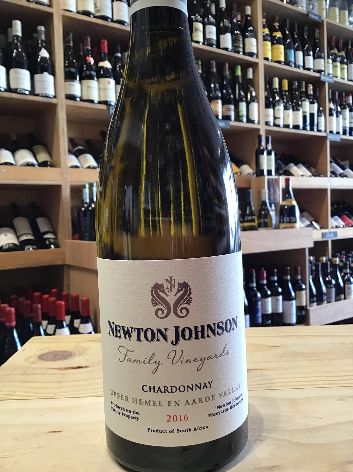 Newton Johnson Family Vineyards Chardonnay 2016 - Butlers Wine Cellar Brighton