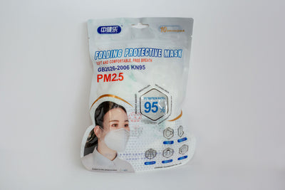 FDA Registered KN95 Mask - Pack of 10