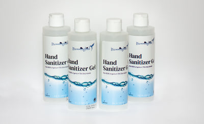 Hummingbird Hand Sanitizer Gel - 8oz - (4 Pack)