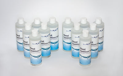 Hummingbird Hand Sanitizer Gel - 8oz - (12 Pack)