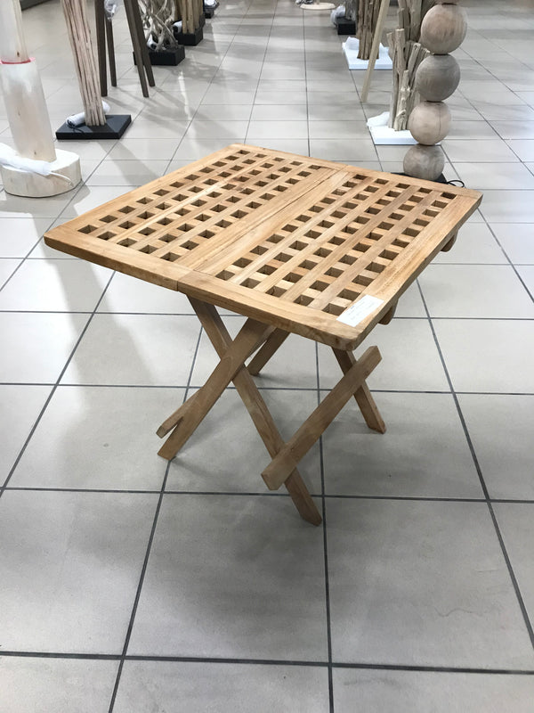 Table mini pliante