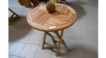 Table drink ronde Easy Fold