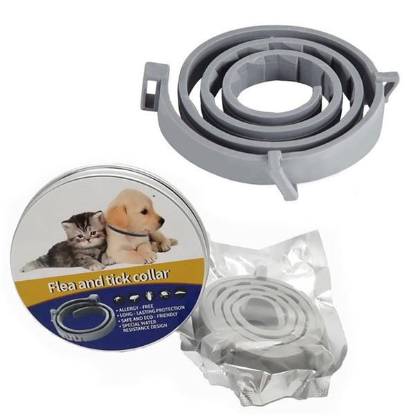 Pet Flea and Tick Collar for Cats