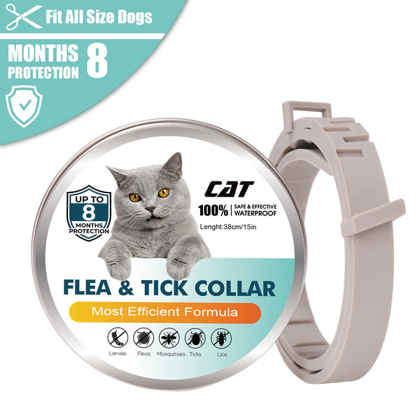 Pet Nature Oils Flea and Tick Collar for Cats