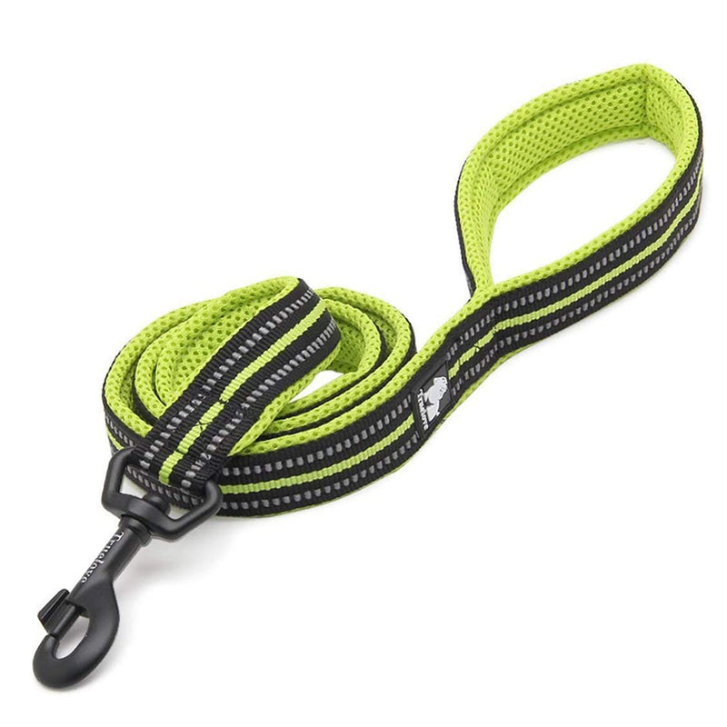 3M Reflective Dog Leash Outdoor Adventure and Trainning Pet Leash for Medium to Large Dogs