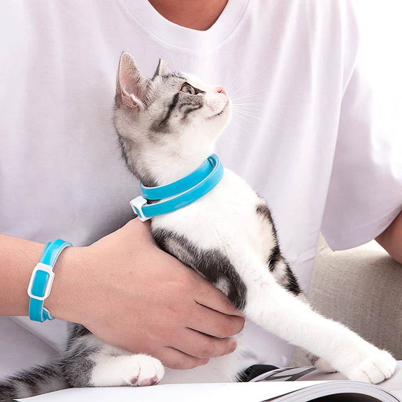 Pets Anti-mosquito Flea and Tick Collar for Cats