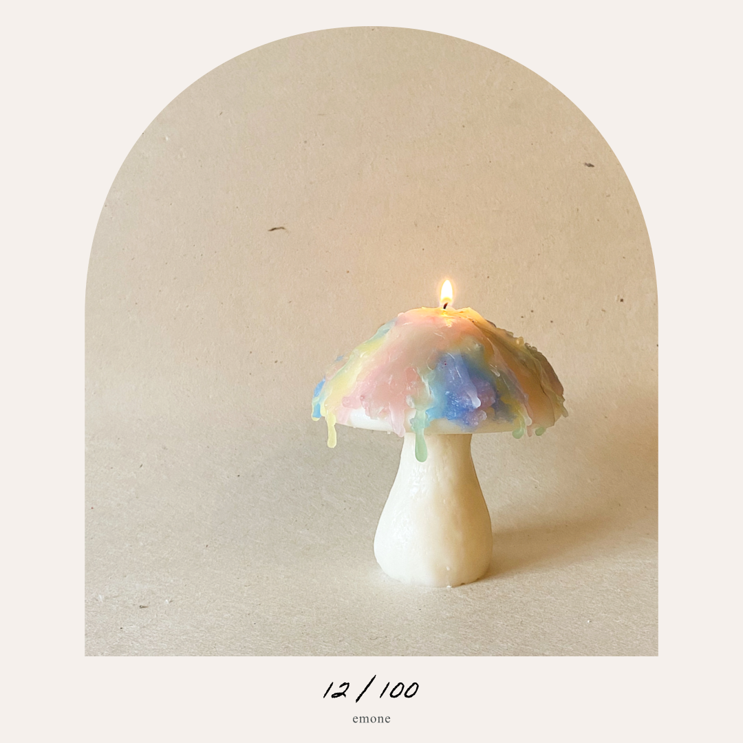 Party Shroom Candle