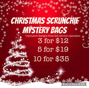 Christmas Mystery Bags