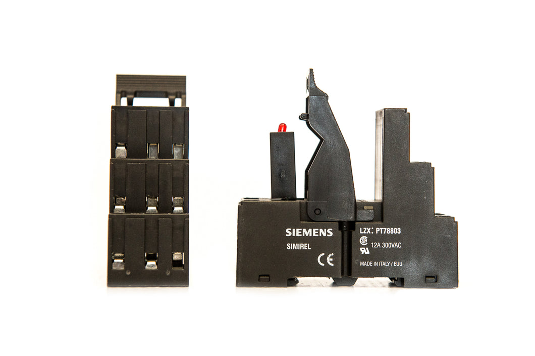 Siemens Plug -in Base for PT- Relay
