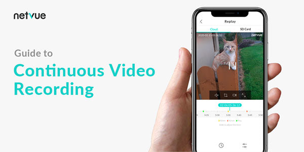 Guide to Continuous Video Recording