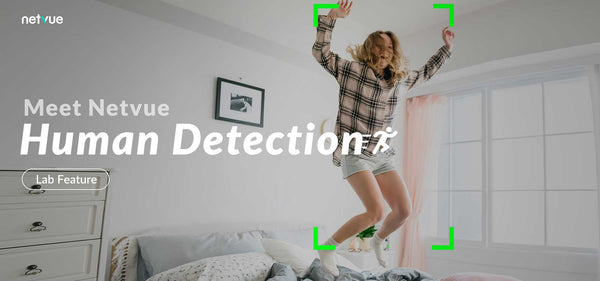 Meet Netvue Human Detection- One of the Lab Features
