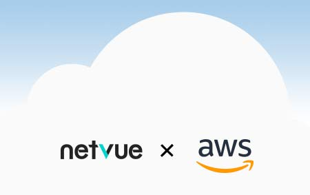 Netvue Cloud is built on AWS (Amazon Web Services)