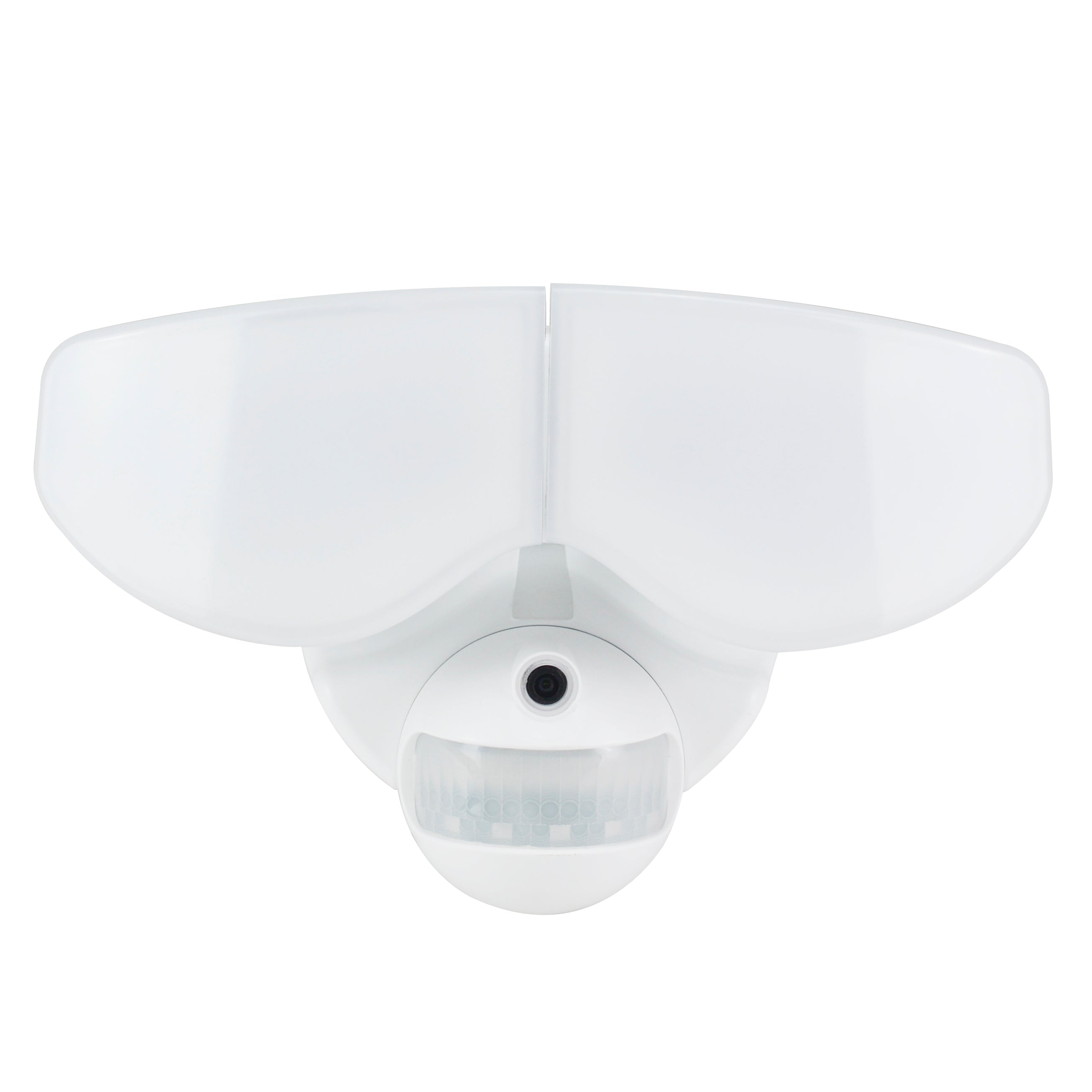 Netvue Floodlight white security camera & light
