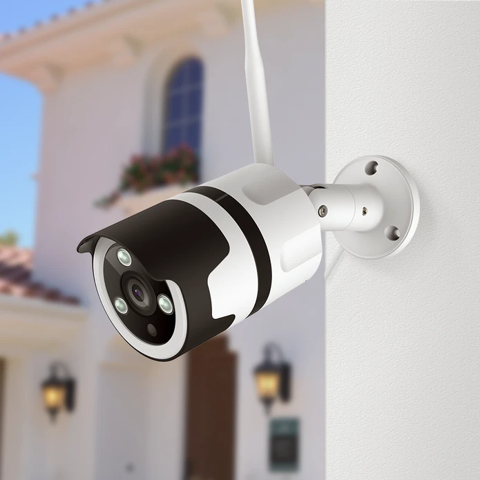 Netvue 1080P Outdoor Security Camera – Vigil Cam (US / UK / France / Italy / Spain / Germany)