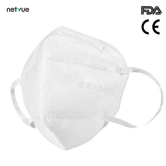 10pcs Kid KN95 Face Masks (Age 3-12) & Pet Protective Mask 1pcs