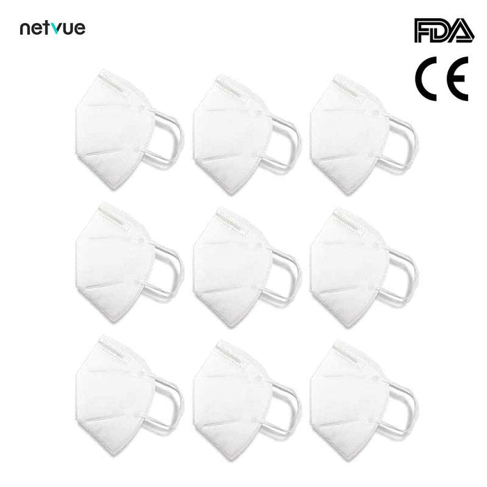 Disposable KN95 Protective Face Masks 10/20/50 PCS( age 12+ )