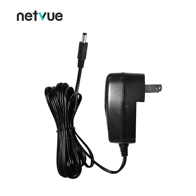 Netvue Outdoor Cam Power Cord 10FT 5.5mm*2.1mm | Suitable on Sentry & Vigil
