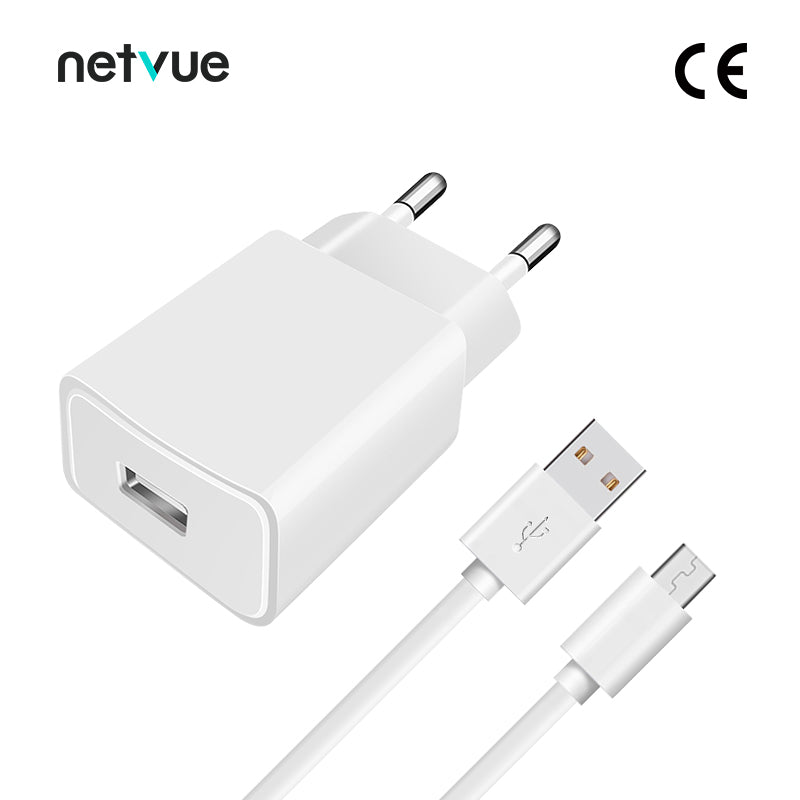 Netvue Indoor Cam Power Adapter | Suitable on Orb Mini Orb Cam & Orb Pro - netvue