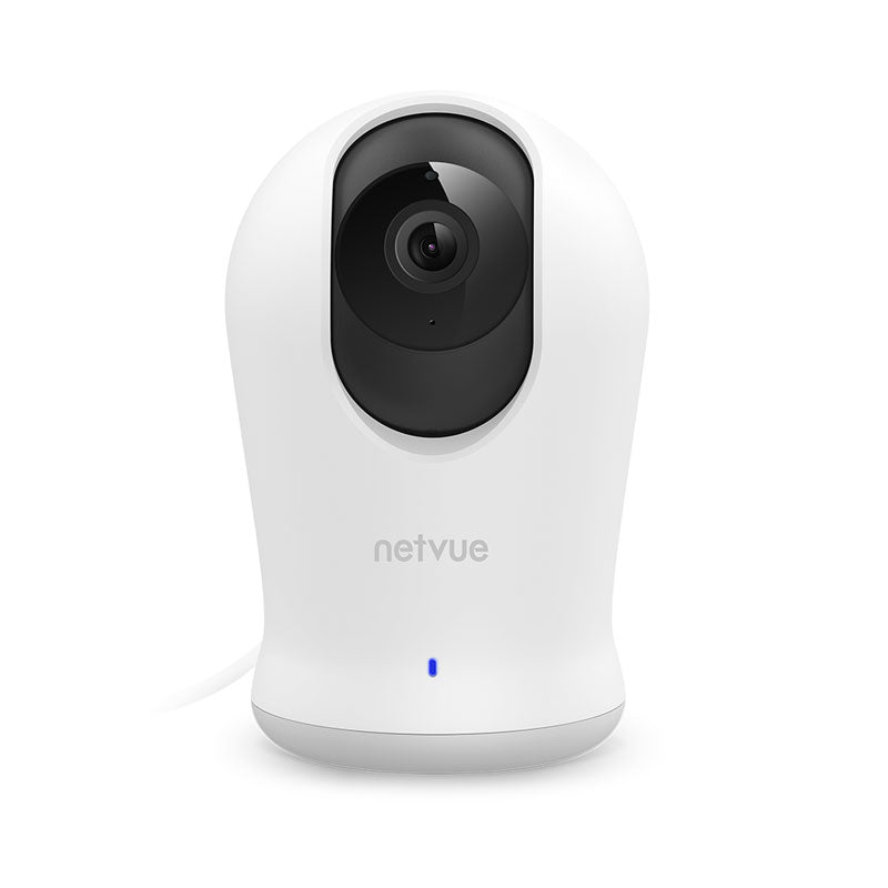 Netvue Orb Pro | 3MP Indoor PTZ Security Camera | Wi-Fi | H.265 | Camera for Pets - netvue