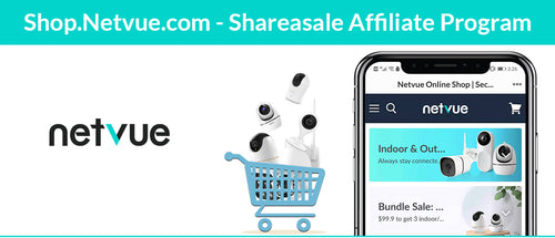 Netvue Shareasale Affiliate Program