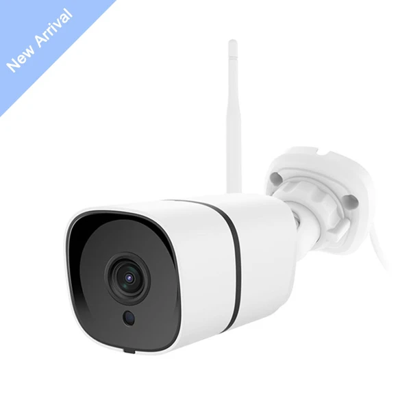Netvue Vigil Pro H.265 Powered 3MP Wi-Fi Outdoor Camera