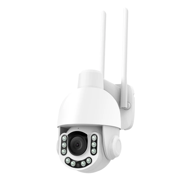Netvue 1080P Outdoor PTZ Camera-Sentry