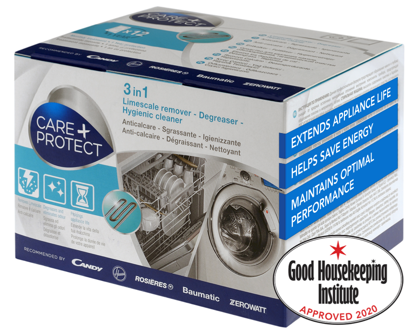 3-in-1 Hygienic Cleaner-Limescale Remover-Degreaser