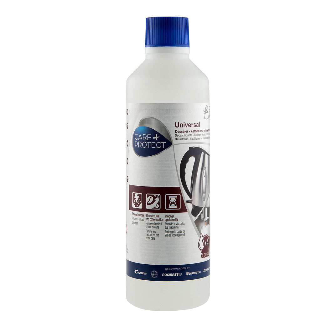 LIQUID DESCALER FOR KETTLES AND COFFEE MACHINES