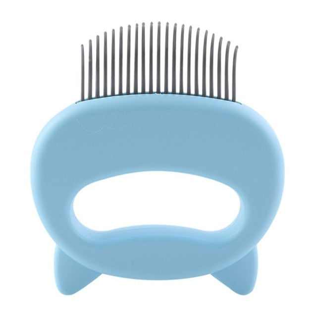 Pet Grooming Massage Tool To Remove Loose Hairs - Barksworld.com