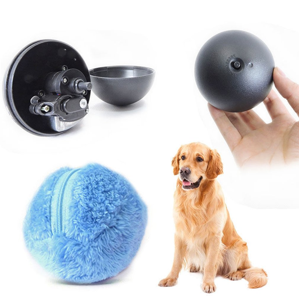 Activity Toy Electric Ball For Dog - Barksworld.com