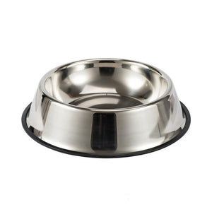 Stainless Steel Dog Bowl - Barksworld.com