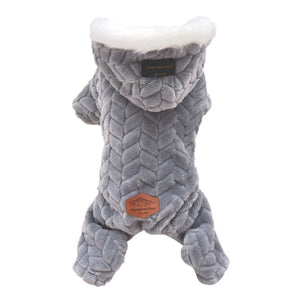 Dog Warm Jumpsuit - Barksworld.com