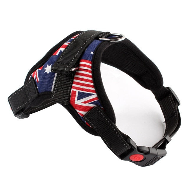 Adjustable No-Pull Dog Harness - Barksworld.com