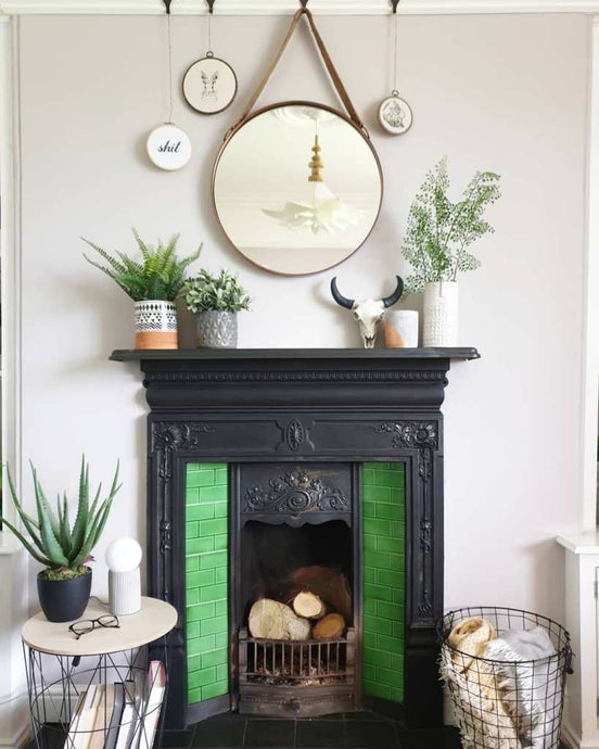 Five ways to style... Victorian Fireplace