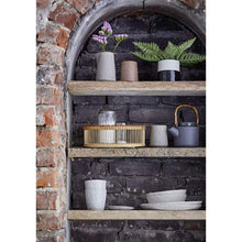 Load image into Gallery viewer, Liv Interiors Set Of Two Bamboo Trays