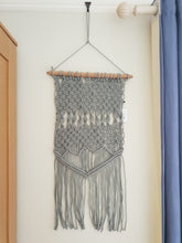 Load image into Gallery viewer, Liv Interior Macrame Hanging Grey