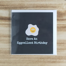 Load image into Gallery viewer, Punderful Birthday Card - Egg