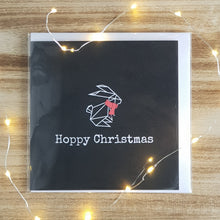 Load image into Gallery viewer, Hoppy Christmas Card - Scarf