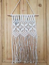 Load image into Gallery viewer, Cotton Macrame Hanging Design Three