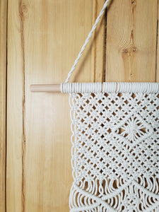 Cotton Macrame Hanging Design One