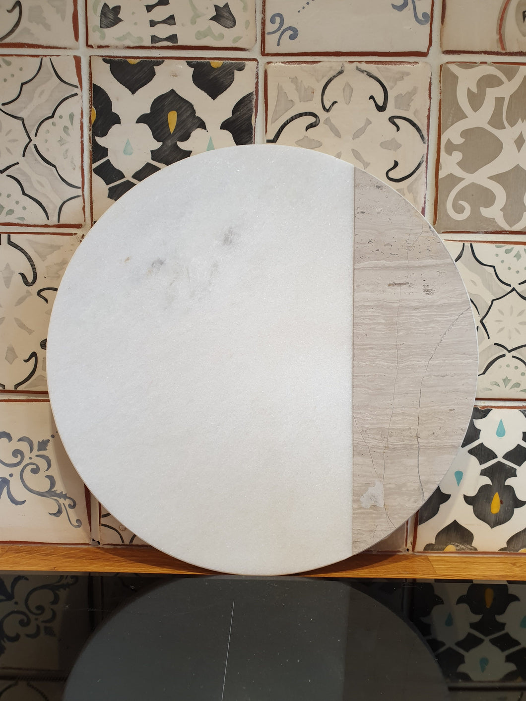 Round Marble Chopping Board