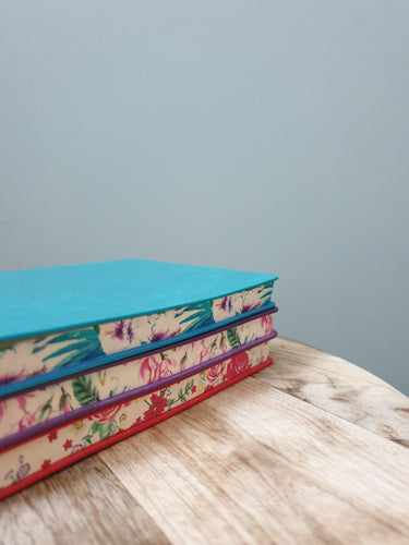 Flame Tree A6 Pocket Artisan Notebook